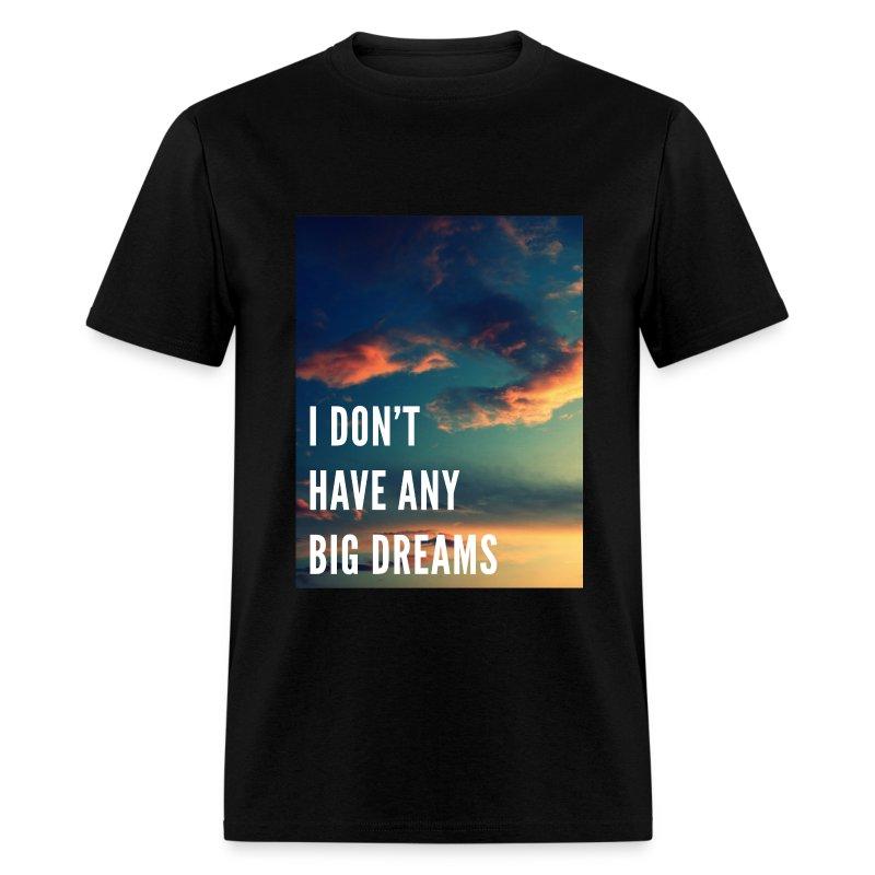 BTS - No Dreams - Men's T-Shirt