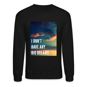 BTS - No Dreams - Crewneck Sweatshirt