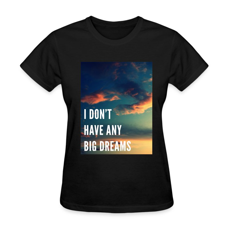 BTS - No Dreams - Women's T-Shirt