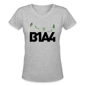 B1A4 - Sprouts - Women's V-Neck T-Shirt