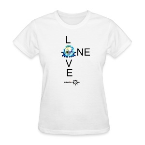 One Love FM - Women's T-Shirt