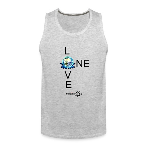 One Love Male Tang - Men's Premium Tank