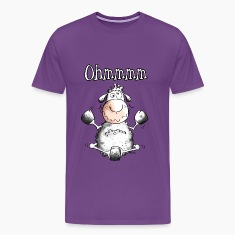 Ohmmmm Sheep T-Shirts