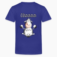 Ohmmmm Sheep Kids' Shirts
