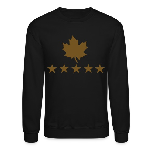 +advise Canadia Sweatshirt - Crewneck Sweatshirt