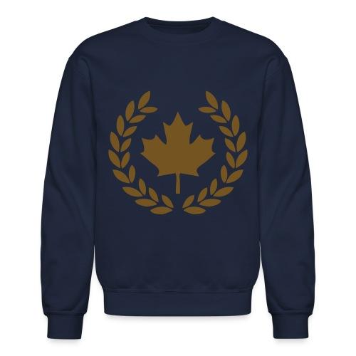 +advise Canadian Sweatshirt - Crewneck Sweatshirt