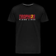 T-Shirts ~ Men's Premium T-Shirt ~ Trophi3s