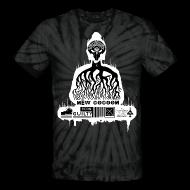T-Shirts ~ Unisex Tie Dye T-Shirt ~ NEWCOCOON ALIEN