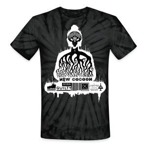 NEWCOCOON ALIEN  - Unisex Tie Dye T-Shirt