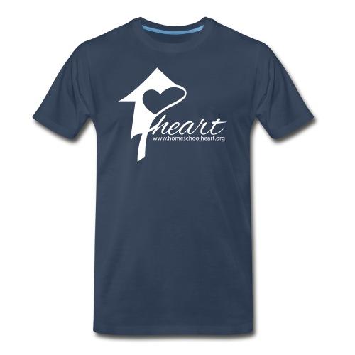Blue Premium T-Shirt - Men's Premium T-Shirt