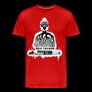 T-Shirts ~ Men's Premium T-Shirt ~ NEWCOCOON ALIEN