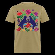 T-Shirts ~ Men's T-Shirt ~ Otomi Cats Classic Tee