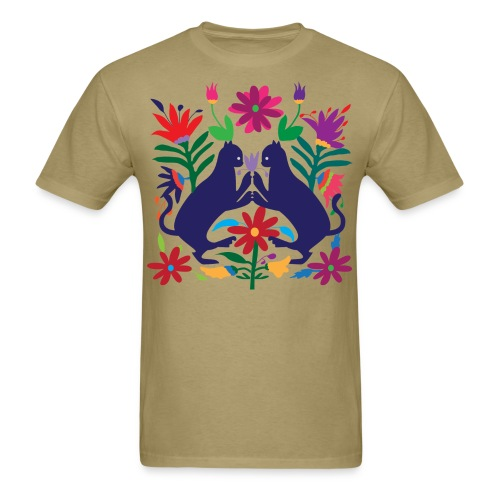 Otomi Cats Classic Tee - Men's T-Shirt