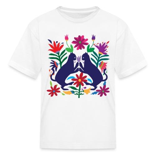 Otomi Cats Kids Classic Tee - Kids' T-Shirt