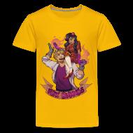 Kids' Shirts ~ Kids' Premium T-Shirt ~ Children's Tee: Flux Buddies