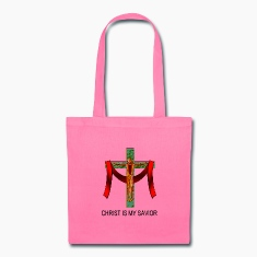 Christ Is My Savior Bags & backpacks