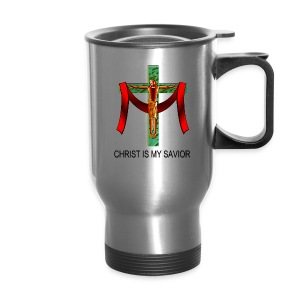 Christ Is My Savior Travel Mug - Travel Mug