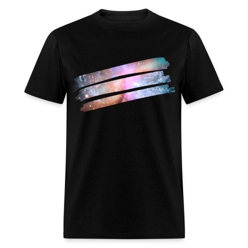 Space Scratch T-Shirt - Men's T-Shirt