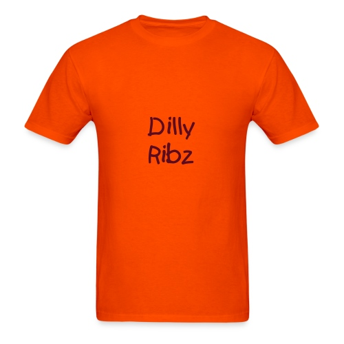 dilly ribz t - Men's T-Shirt