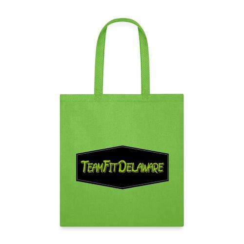 TeamFitDelaware Tote2 - Tote Bag