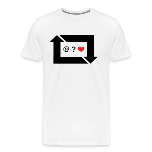 @questlove (Men) - Men's Premium T-Shirt