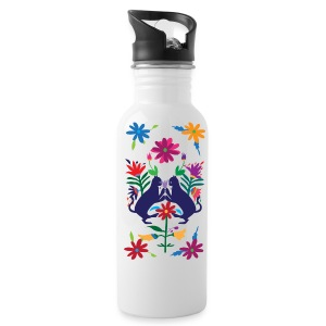 Otomi Cats Water Bottle - Water Bottle