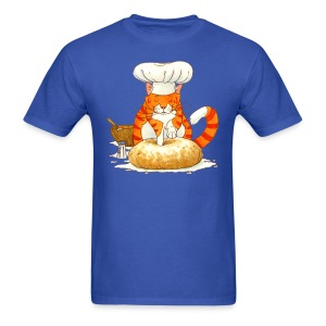 Chef Cat Classic Tee - Men's T-Shirt