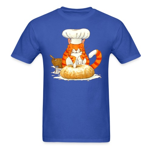 Chef Cat Classic Tee - Men's T-Shirt