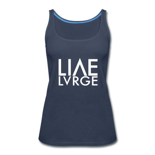 Women's LIVE LARGE  Tshirt - Women's Premium Tank Top