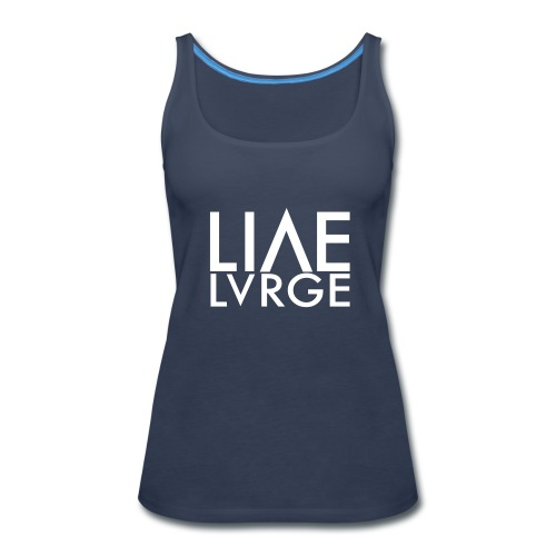 Women's LIVE LARGE  Tshirt - Women's Premium Tank Top