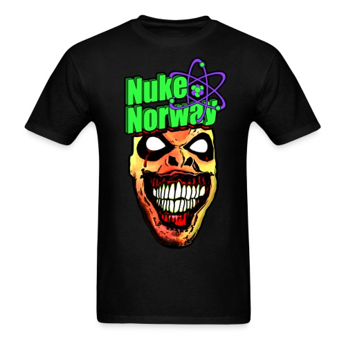 Skurry Goblin Head - Men's T-Shirt