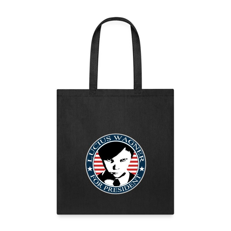 LUCIUS W FOR PRESIDENT C - Tote Bag