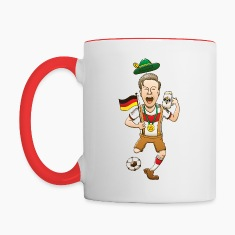 Germany is Four-time World Champion Bottles & Mugs