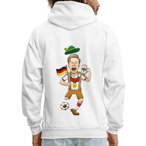 Germany is Four-time World Champion Hoodies - Men's Hoodie