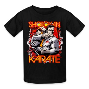 Shotokan Karate Design - Kids' T-Shirt