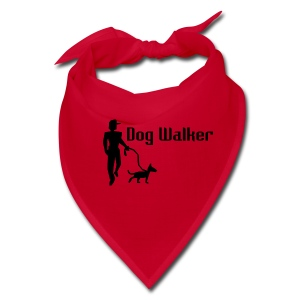 Dog Walker Bandana - Bandana