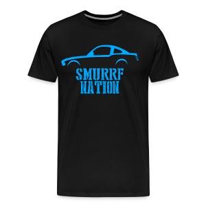 SMURRF NATION - Men's Premium T-Shirt