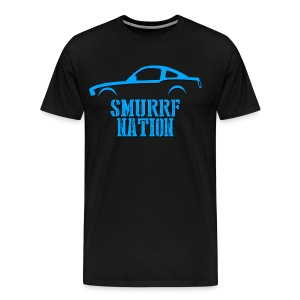SMURRF NATION - Men's Premium T-Shirt