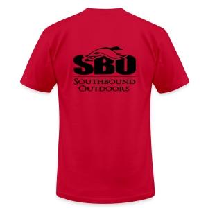 SBO - Men's Fine Jersey T-Shirt