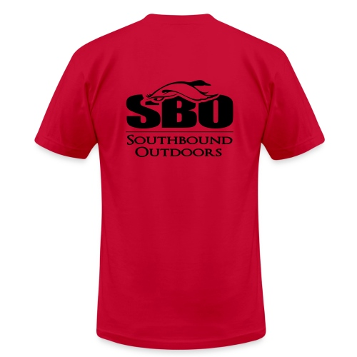 SBO - Men's T-Shirt by American Apparel