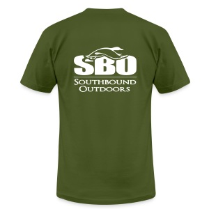 SBO - Men's Fine Jersey T-Shirt