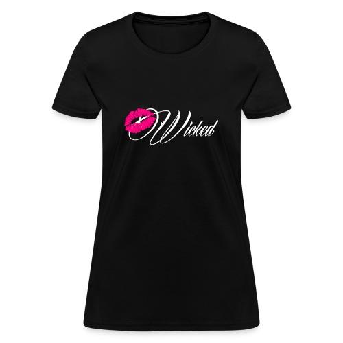 Wicked Kiss Women's T-Shirt - Women's T-Shirt