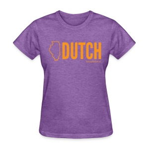 Illinois Dutch (orange) - Women's T-Shirt
