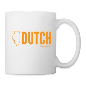 Illinois Dutch (orange) - Coffee/Tea Mug