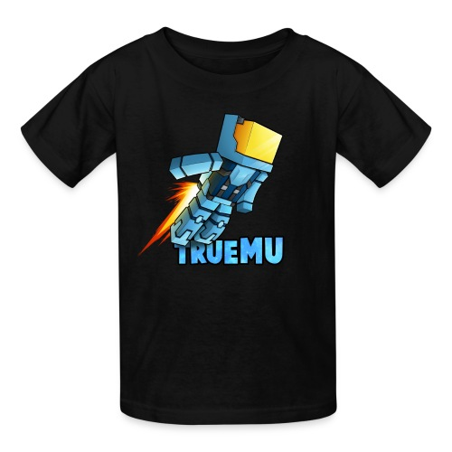 Kid's T-Shirt: Jetpack TrueMU 2 - Kids' T-Shirt