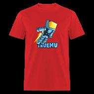 T-Shirts ~ Men's T-Shirt ~ Men's T-Shirt: Jetpack TrueMU 2