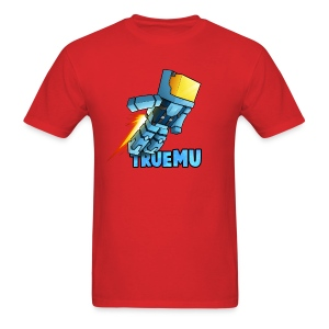 Men's T-Shirt: Jetpack TrueMU 2 - Men's T-Shirt