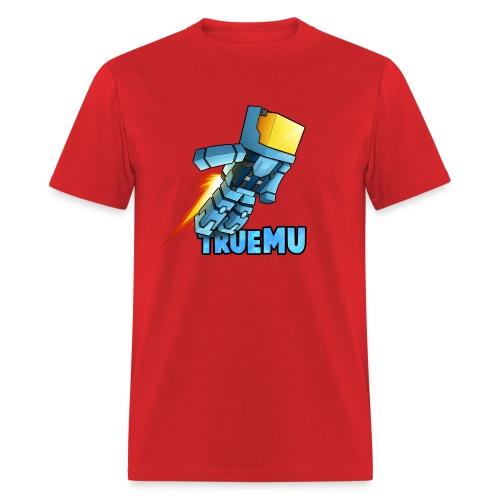 Men's T-Shirt: Jetpack TrueMU 2 - Men's T-Shirt