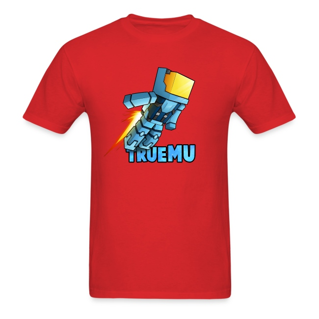 Men's T-Shirt: Jetpack TrueMU 2