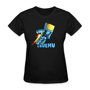 Woman's T-Shirt: Jetpack TrueMU 2 - Women's T-Shirt